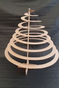 ECO XMAS TREE - gray